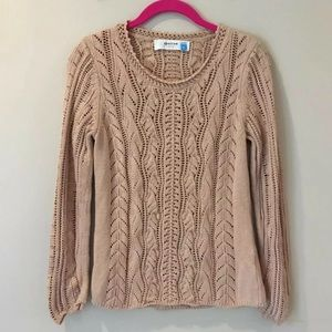 [Anthropologie] Sparrow Knit Sweater Pullover